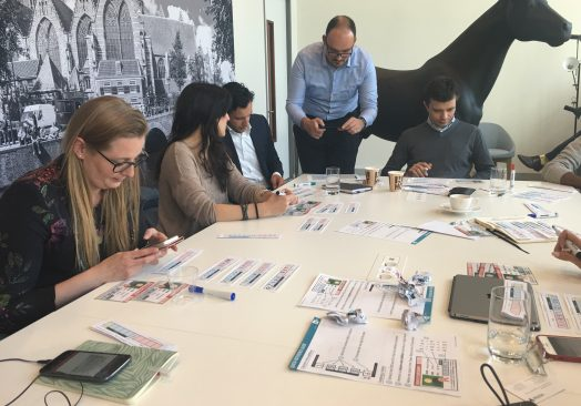 """The Blockchain Simulation – """"Lunch & Learn"""" For Lawyers & Notaries in The Hague"""
