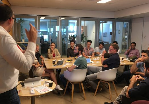 """The Business Blockchain Simulation – """"Lunch & Learn"""" For Lawyers & Notaries in Rotterdam"""